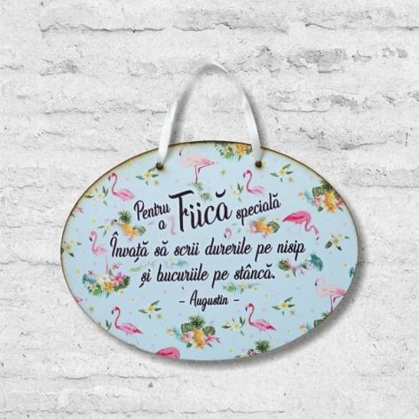 Tablou Fiica - 23x17 cm 0