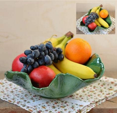Farfurie Fructe Mare 0