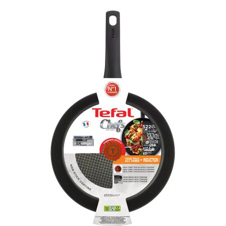 Tigaie Tefal Chef's Delight, 24 cm 1