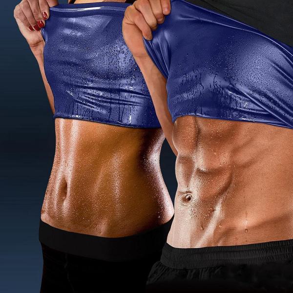 Tricou slăbire - pentru antrenament, pierderea în greutate 0