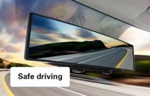 Oglinda retrovizoare auto 180° - Pentru unghi mort3