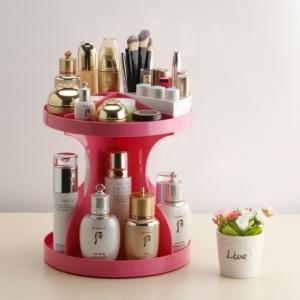 Organizator De Cosmetice Cu Rotire 3600