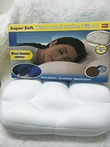 Somn confortabil - pernă în formă de ou2
