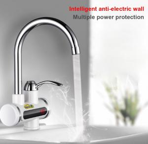 Robinet electric de încălzire a apei de bucătărie, încălzire instant [1]