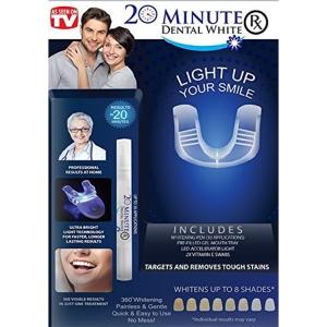 Aparat Pentru Albirea Dintilor – 20 Minute Dental White2