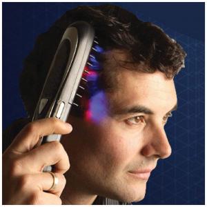 Set de perii electrice - tratament cu laser, oprește caderea părului cu accesorii (12 bucăți)12