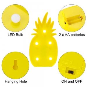 Lampa Led Ananas3