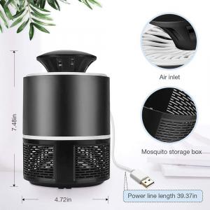 Lampa Mosquito Killer cu Led - Anti-Tantari Electric USB, acoperire 40 mp23