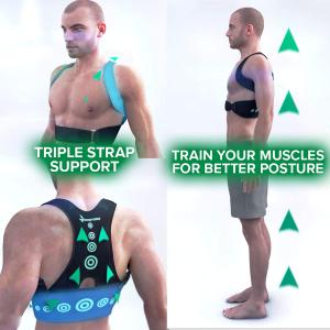 Corector postura spate - Hempvana Arrow Postura - corecteaza poziția spatelui2