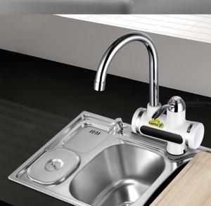 Robinet electric de încălzire a apei de bucătărie, încălzire instant [2]