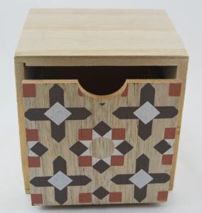 Cutie depozitare bijuterii cu un sertar #2