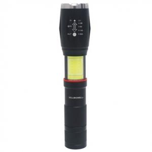 Lanterna Metalica LED Cu ZOOM Si Baza Magnetica3