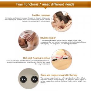 Pernă Multifunctionala pentru masaj Gât si Cervical - Electric4