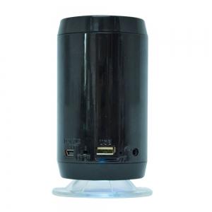 Boxa Bluetooth Portabila - 12 cm - Cu LED3
