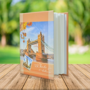 Album Foto London Bridge 15X10 CM/100 poze1