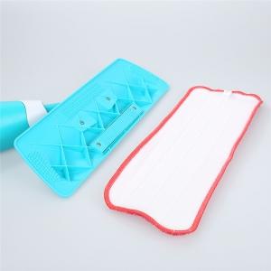 Mop Cu Pulverizator Spray Si Laveta Din Microfibra – 500 ML - Albastru1
