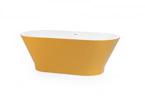 Cada de baie freestanding OSLO 170 cm x 80 cm - Yellow0