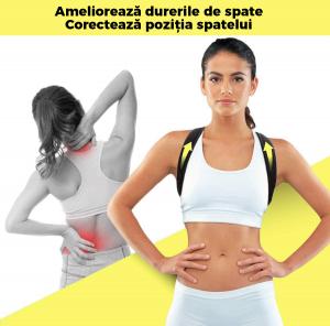 Corector postura spate, Ham Posture Doctor Indreptare coloana, marime Universala3