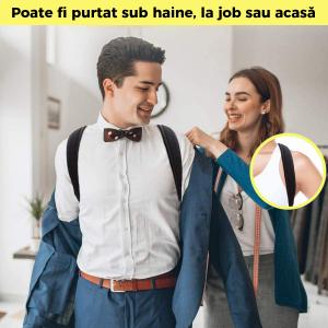 Corector postura spate, Ham Posture Doctor Indreptare coloana, marime Universala5