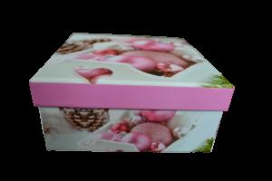 Cutie pentru cadouri design globuri - Diferite marimi0