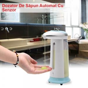 Dozator Automat De Sapun Cu Senzor – Soap Magic0