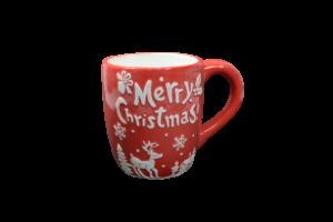 Cana rosie Merry Christmas [1]