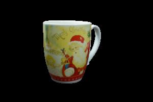 Cana de craciun realizata din ceramica – Design Craciun1