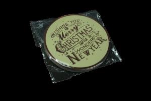 Suport pahare - Merry Christmas