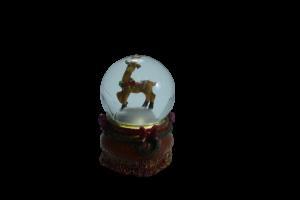 Glob sticla mic cu ren