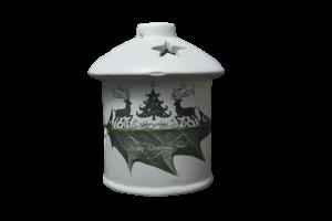 Candela pentru lumanare realizata din ceramica – Design Reni [1]