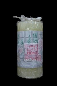 Lumanare craciun in forma cilindrica – Design Home Sweet Home