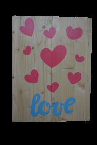 Decor lemn handmade - Model 1 [1]