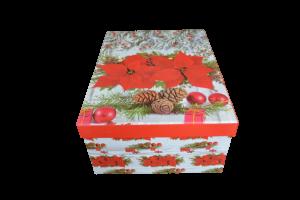 Cutie pentru cadouri cu design craciun - Diferite marimi0
