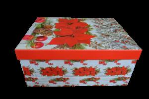 Cutie pentru cadouri cu design craciun - Diferite marimi1