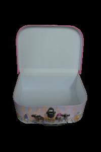Cutie cu maner si inchizatoare - Design craciun - Model 11