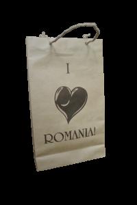 Punga cadou natural – I Love You Romania0