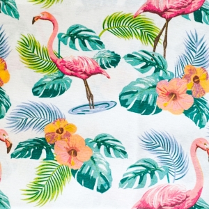 Fata De Masa Flamingo0