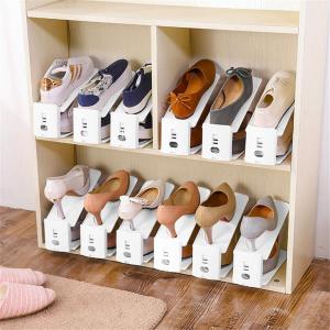 Set 12 x Organizator suport pantofi ShoeRack1
