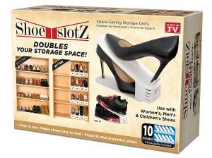 Set 12 x Organizator suport pantofi ShoeRack6