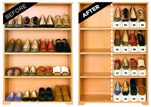 Set 12 x Organizator suport pantofi ShoeRack2