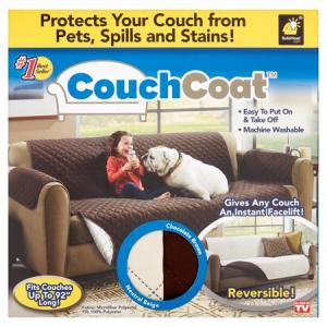 Husa De Protectie Pentru Canapea, 2 Fete - Reversibila - Couch Coat1