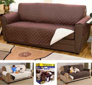 Husa De Protectie Pentru Canapea, 2 Fete - Reversibila - Couch Coat2