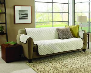 Husa De Protectie Pentru Canapea, 2 Fete - Reversibila - Couch Coat4