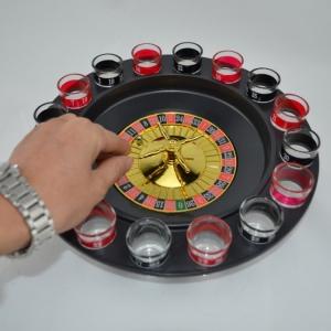 Joc Ruleta Cu Shot-uri 32 CM6