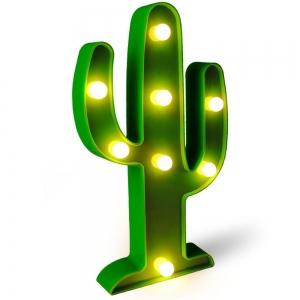 Lampa Led Cactus3