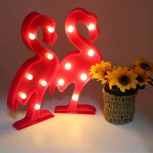 Lampa Led Flamingo0
