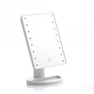 Oglinda Machiaj Cu LED Portabila Wellness Beauté - 16 Leduri [4]