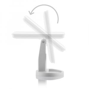 Oglinda Machiaj Cu LED Portabila Wellness Beauté - 16 Leduri [5]