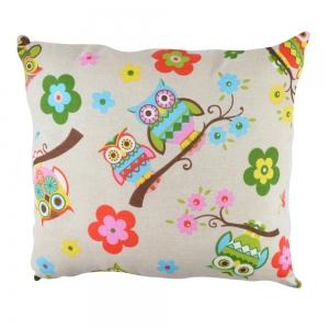 Perna Decorativa Bufnita #1 45X45 CM2