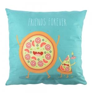 Perna Decorativa Friends Forever #2 45X45 CM2